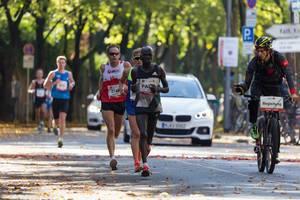 Yano Edwin, Kunz Matthias – Köln Marathon 2017