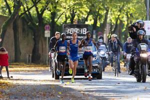 Yasa Kaan, Pfeiffer Hendrik, Seboka Mitku - Cologne Marathon 2017