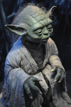 Yoda von Star Wars