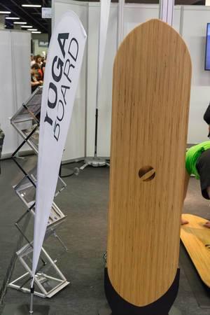 Yoga board - FIBO Köln 2018