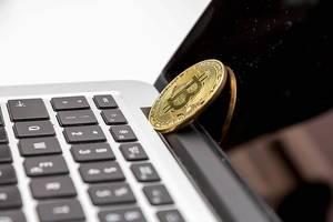 Zahlungsmittel der Kryptowährung für digitale Einkäufe