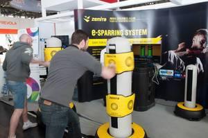 Zemita e-Sparring System