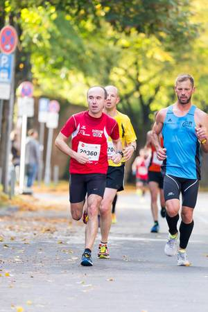 Zender Reiner - Köln Marathon 2017