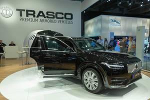 Zusammenarbeit von Trasco Bremen und Volvo beim SUV XC90: Fahrzeugpanzerung von Sonderschutzfahrzeugen